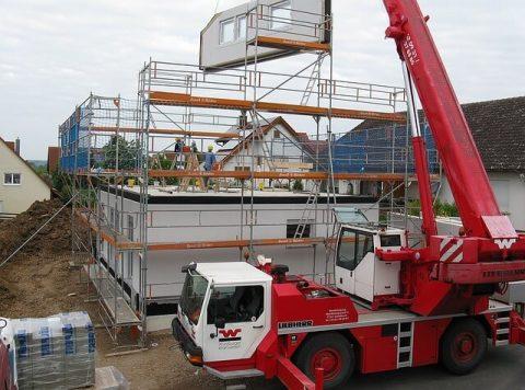 一条工務店の上棟・・・たったの3日でここまで建てて大丈夫か?
