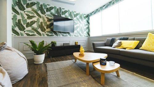 テレビを壁掛け設置するときに設計段階で反映させること